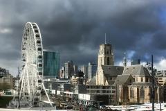 Rotterdam-met-reuzenrad